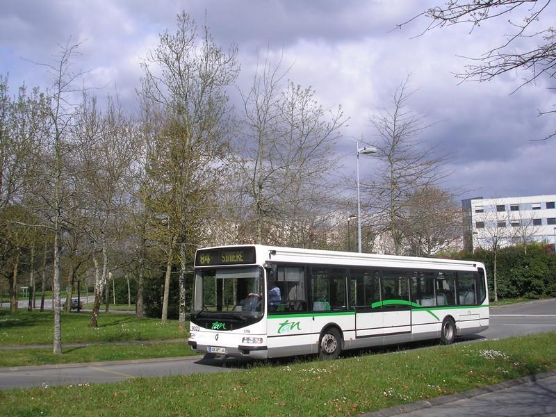 omnibus nantes renault irisbus agora line. Black Bedroom Furniture Sets. Home Design Ideas